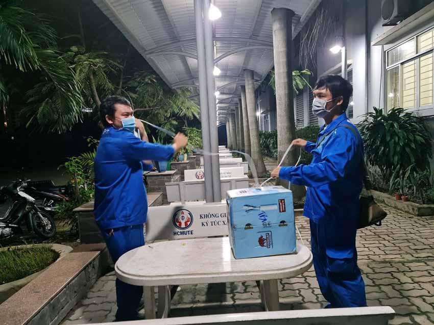 VNPT đồng hành cùng TP Hồ Chí Minh đẩy lùi dịch COVID-19 - 4