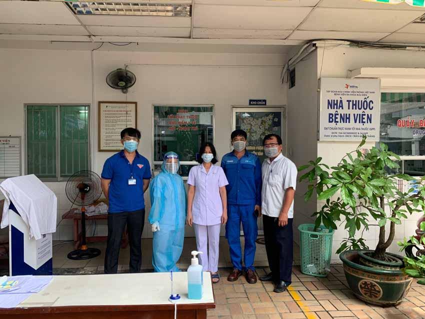 VNPT đồng hành cùng TP Hồ Chí Minh đẩy lùi dịch COVID-19 - 6