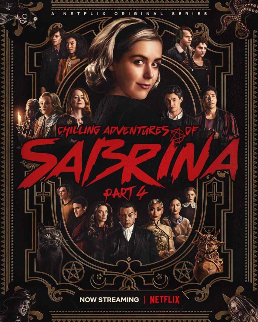 5 series phim Âu Mỹ về phù thủy hay nhất trên Netflix - 4