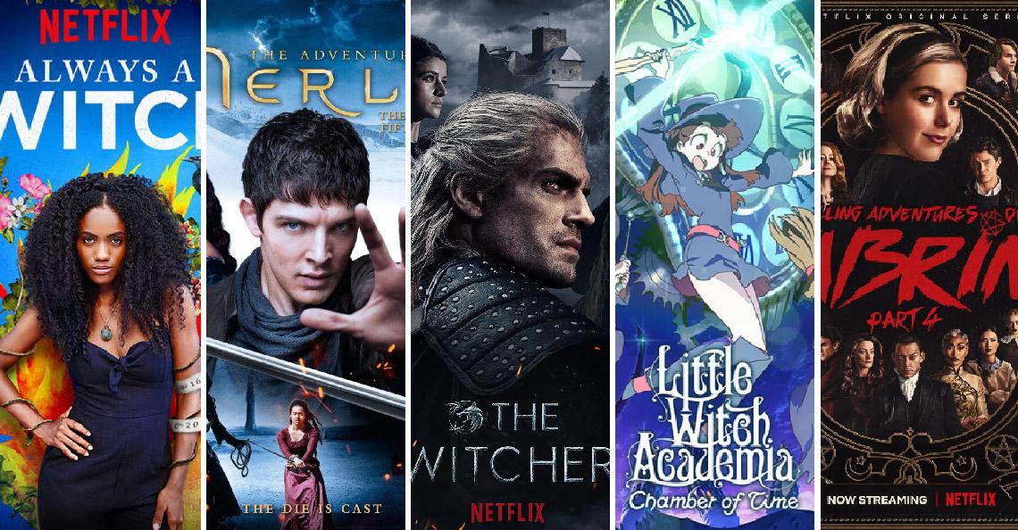 5 series phim Âu Mỹ về phù thủy hay nhất trên Netflix - 6