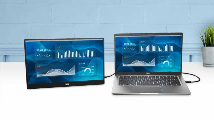 Dell ra mắt các mẫu màn hình mới phục vụ cho hội thoại trực tuyến phù hợp với thời điểm hiện tại - 1