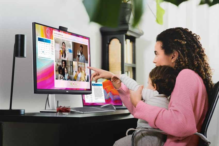 Dell ra mắt các mẫu màn hình mới phục vụ cho hội thoại trực tuyến phù hợp với thời điểm hiện tại - 3
