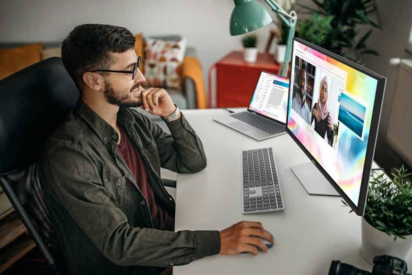 Dell ra mắt các mẫu màn hình mới phục vụ cho hội thoại trực tuyến phù hợp với thời điểm hiện tại - 4