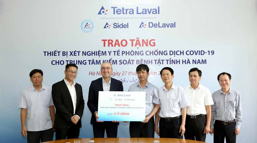 Tetra Pak phát hành báo cáo bền vững năm 2021 - 3