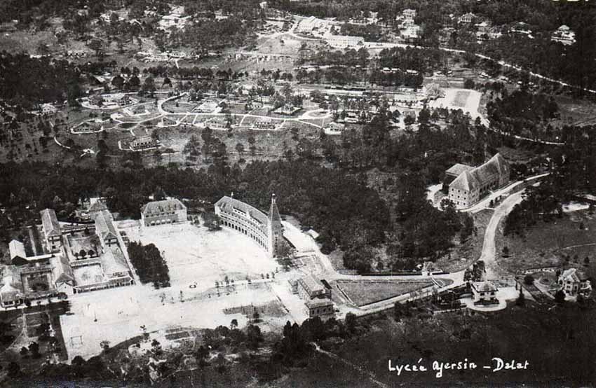 Ngôi trường Pháp đầu tiên tại Đà Lạt - 2