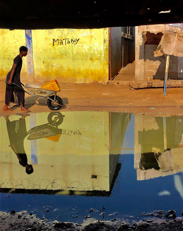 Khám phá của nhiếp ảnh gia Bendell Joao: Câu chuyện thường nhật ở Angola…