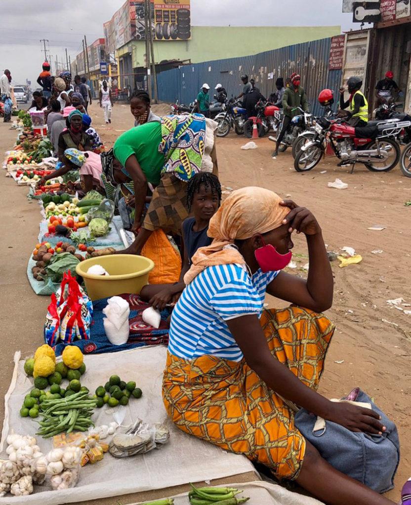 Bendell Joao - Câu chuyện thường nhật ở Angola…