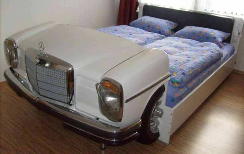 20 ý tưởng trang trí nội thất lấy cảm hứng từ ôtô dành cho người hâm mộ ôtô - 87