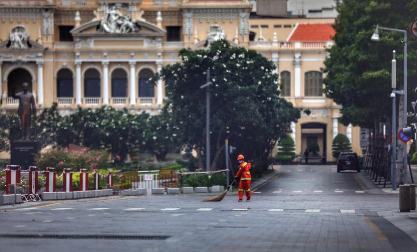 Có một Sài Gòn...tạm dừng qua góc nhìn của nhiếp ảnh gia Hải Đông