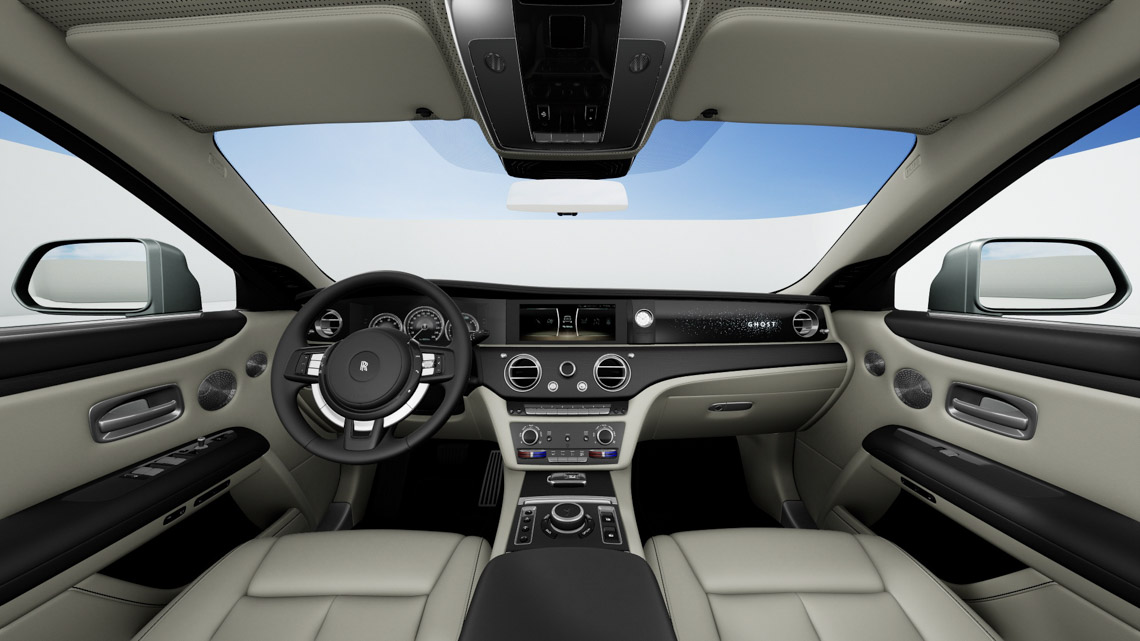 Ghost – từ chiếc Rolls Royce đầu tiên trên thế giới tới biểu tượng của sự thuần khiết