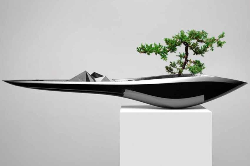 20 ý tưởng trang trí nội thất lấy cảm hứng từ ôtô dành cho người hâm mộ ôtô - 8