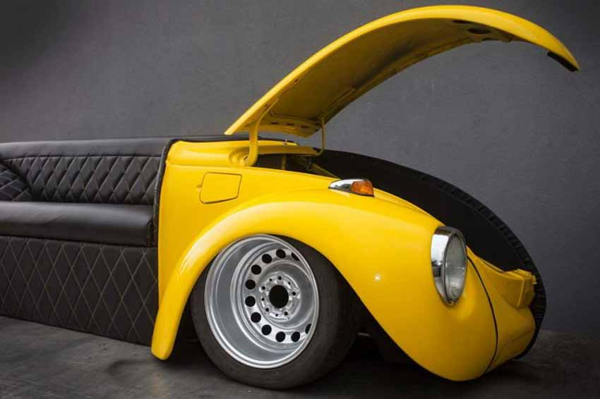 20 ý tưởng trang trí nội thất lấy cảm hứng từ ôtô dành cho người hâm mộ ôtô - 47