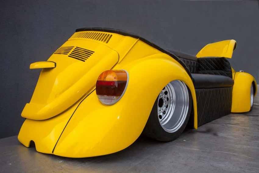 20 ý tưởng trang trí nội thất lấy cảm hứng từ ôtô dành cho người hâm mộ ôtô - 49