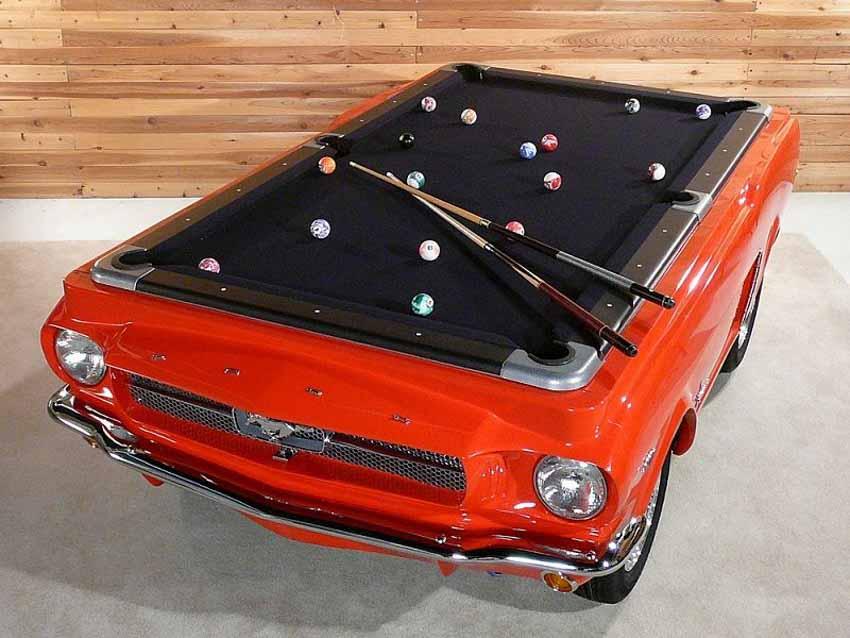 20 ý tưởng trang trí nội thất lấy cảm hứng từ ôtô dành cho người hâm mộ ôtô - 46