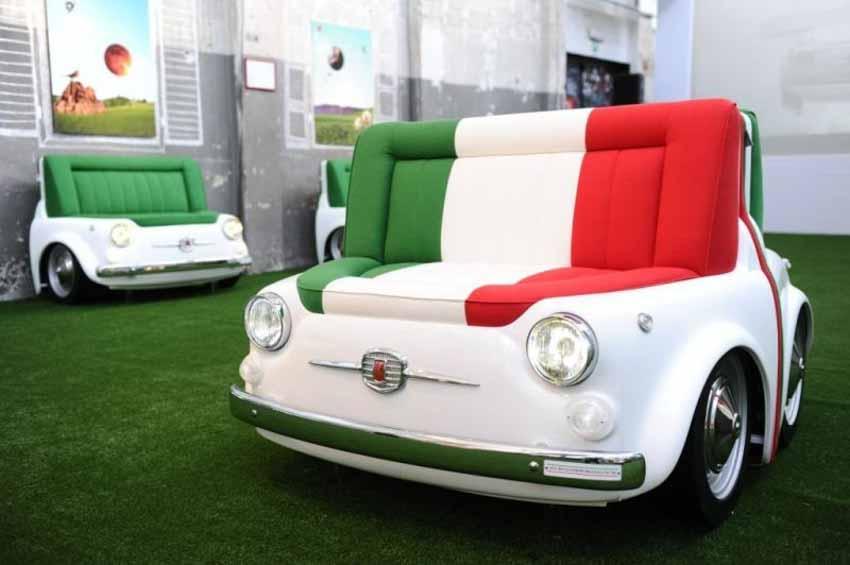 20 ý tưởng trang trí nội thất lấy cảm hứng từ ôtô dành cho người hâm mộ ôtô - 51