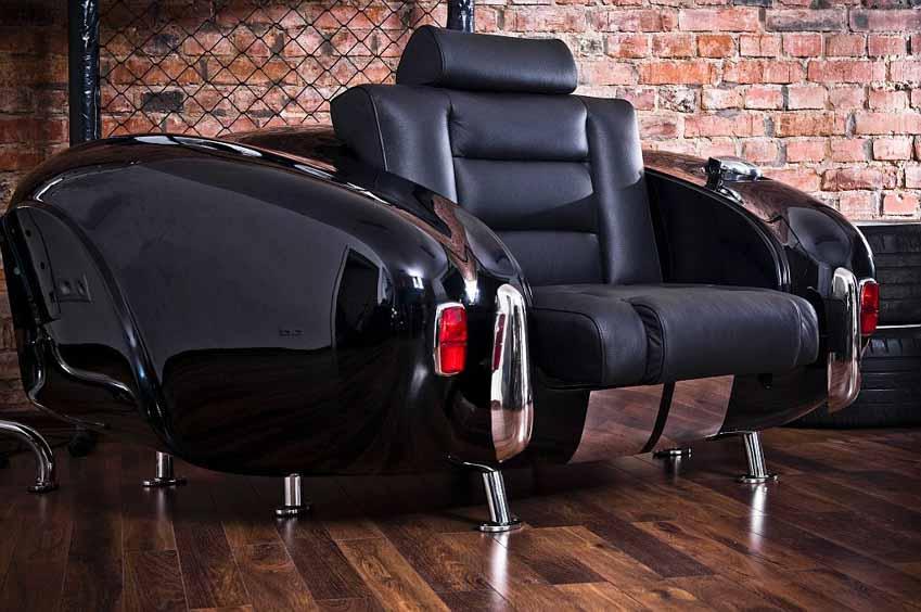 20 ý tưởng trang trí nội thất lấy cảm hứng từ ôtô dành cho người hâm mộ ôtô - 37