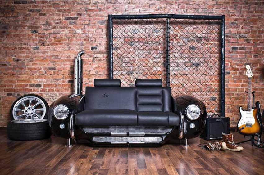 20 ý tưởng trang trí nội thất lấy cảm hứng từ ôtô dành cho người hâm mộ ôtô - 39