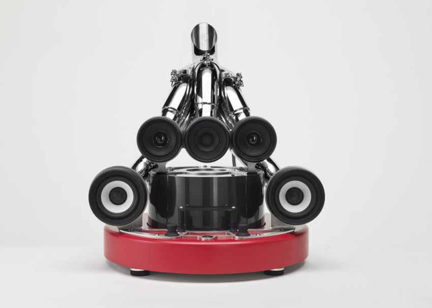 20 ý tưởng trang trí nội thất lấy cảm hứng từ ôtô dành cho người hâm mộ ôtô - 75