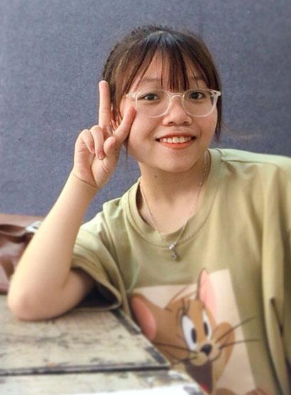 Linh Chi - tác giả đoạt giải nhất
