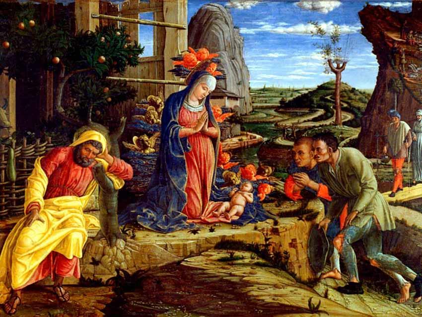 Bí kíp trong tranh Andrea Mantegna, danh họa thời Phục Hưng - 2