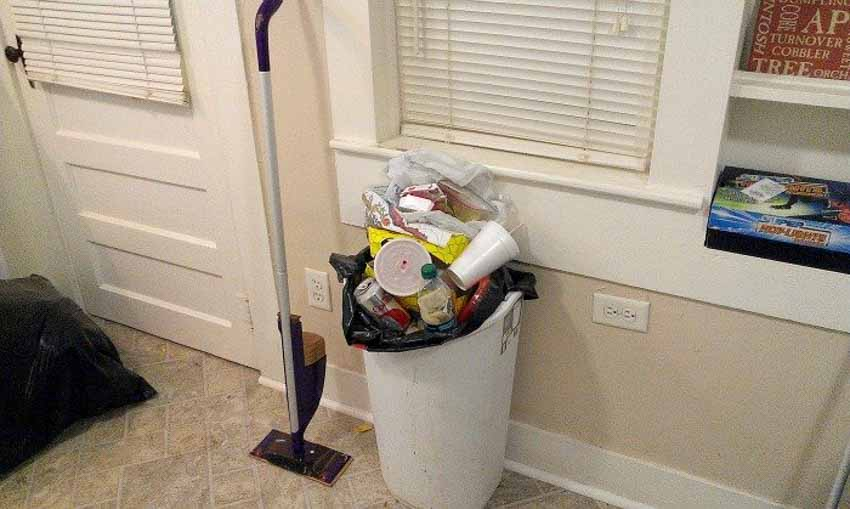 Những nơi mất vệ sinh nhất trong nhà bạn - 1