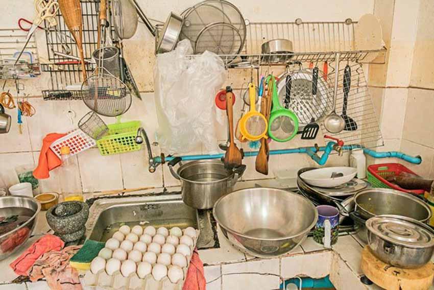 Những nơi mất vệ sinh nhất trong nhà bạn - 3