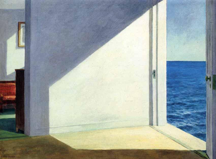 Edward Hopper, họa sĩ hàng đầu của nước Mỹ - 3