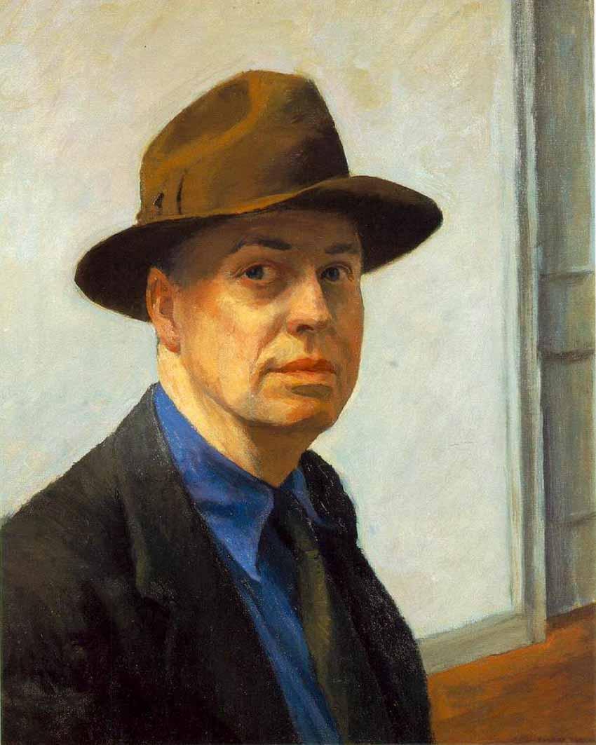 Edward Hopper, họa sĩ hàng đầu của nước Mỹ - 6