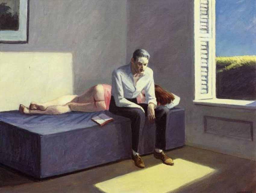 Edward Hopper, họa sĩ hàng đầu của nước Mỹ - 9