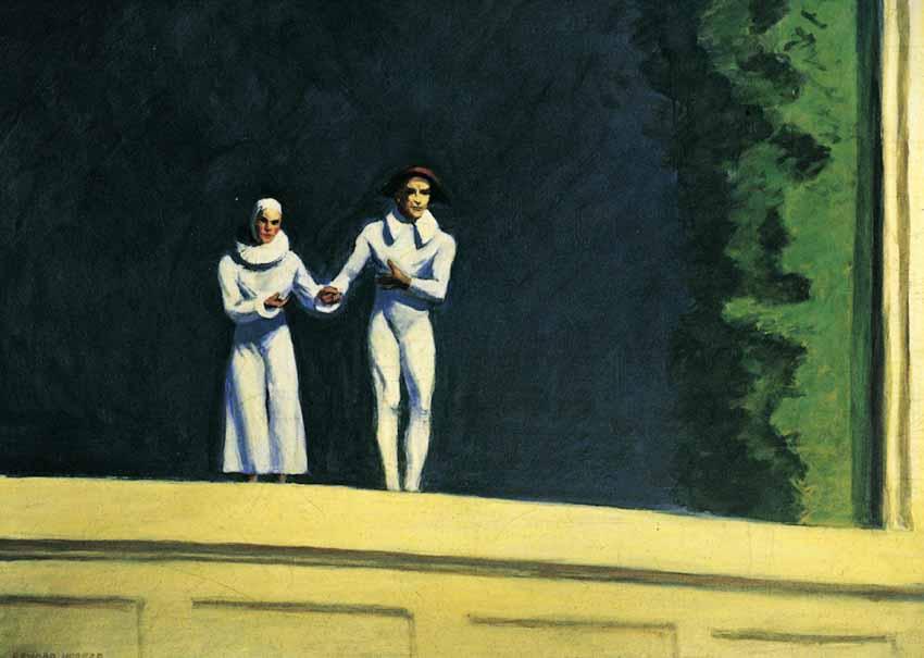 Edward Hopper, họa sĩ hàng đầu của nước Mỹ - 10