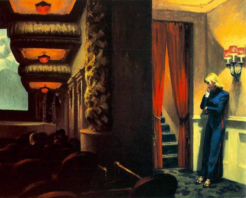 Edward Hopper, họa sĩ hàng đầu của nước Mỹ - 11