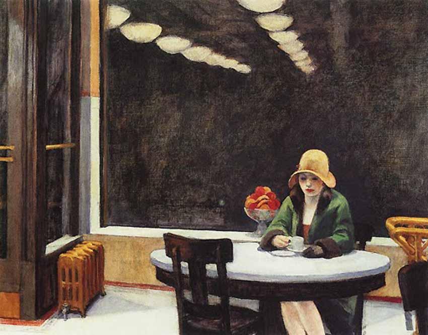 Edward Hopper, họa sĩ hàng đầu của nước Mỹ - 12