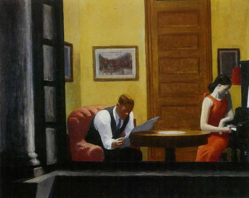 Edward Hopper, họa sĩ hàng đầu của nước Mỹ - 13