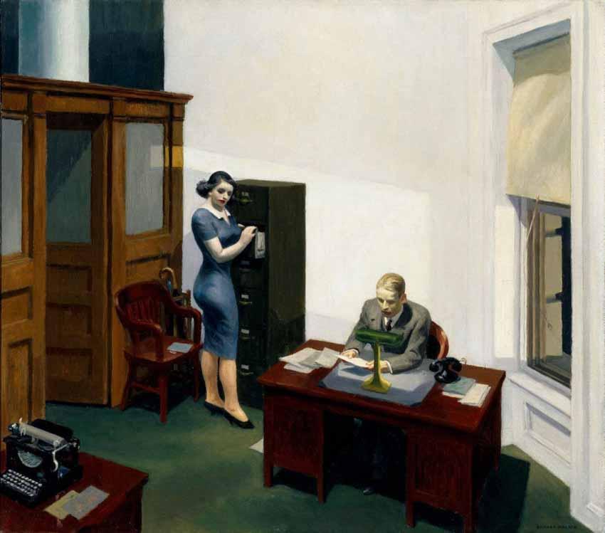 Edward Hopper, họa sĩ hàng đầu của nước Mỹ - 14