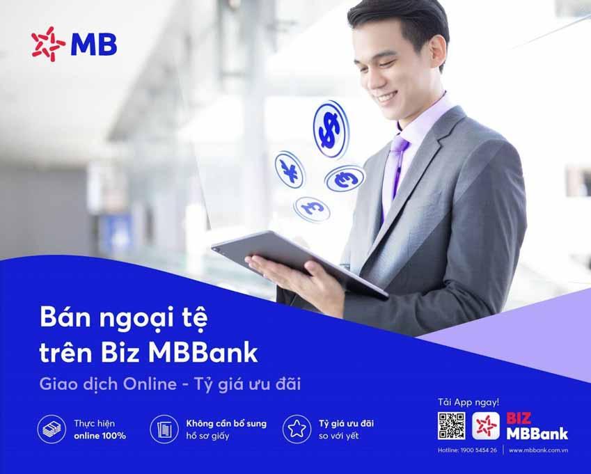 BIZ MBBank - giải pháp ngân hàng số toàn diện hàng đầu dành cho doanh nghiệp - 2