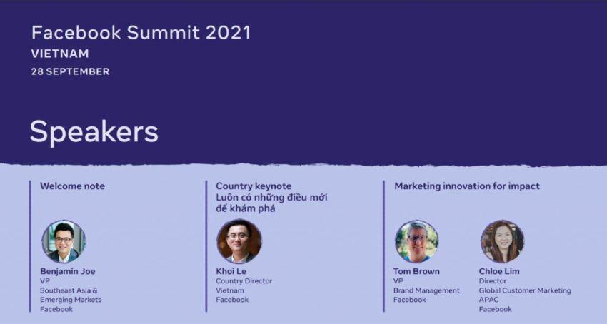 Facebook Summit 2021