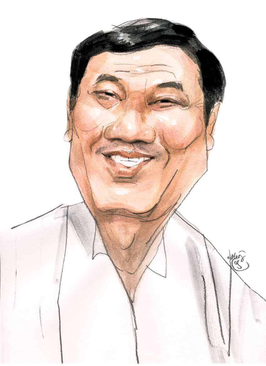 Nguyễn Văn Dòng, Giám đốc Công ty in Trần Phú: Tình yêu là nguồn cảm hứng cho mọi sáng tạo - 1