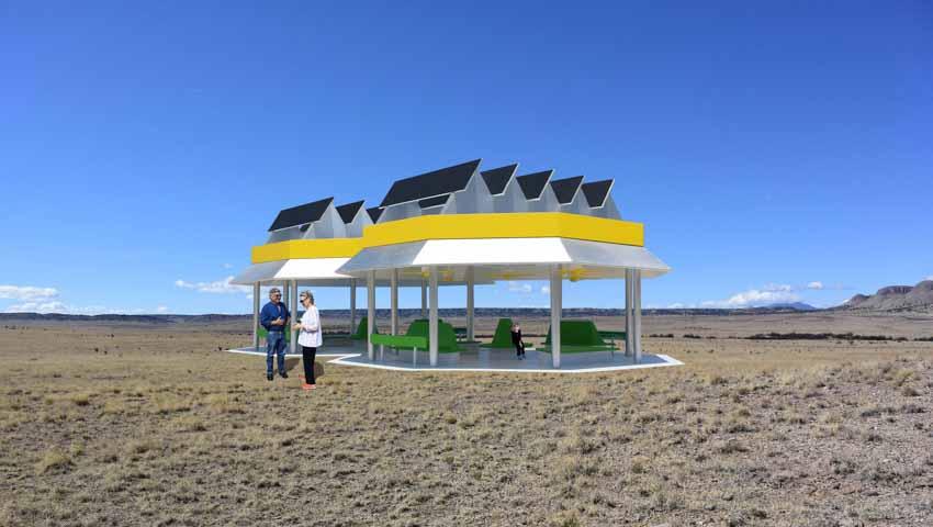 Nhà mát sử dụng năng lượng mặt trời - 6
