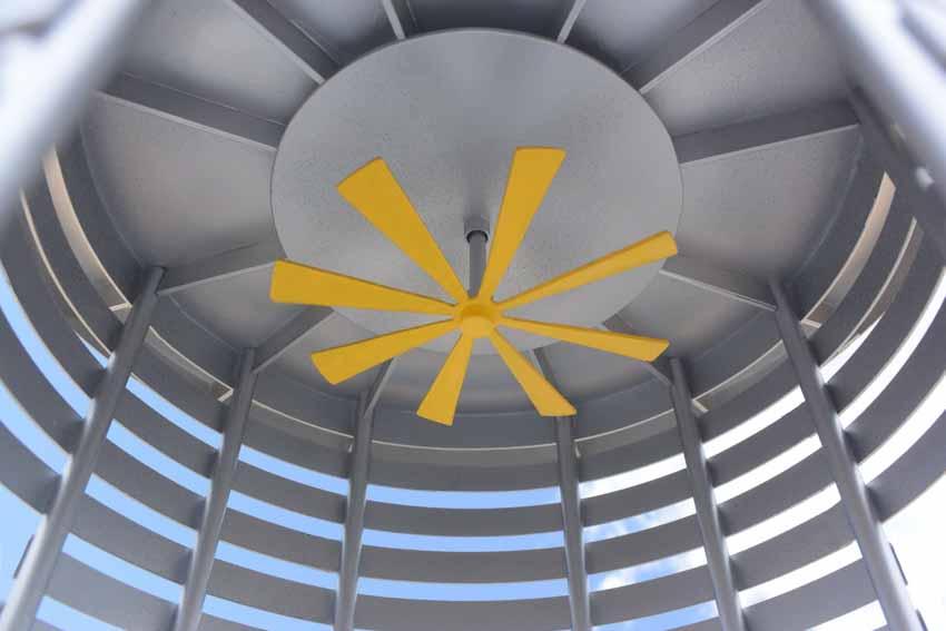 Nhà mát sử dụng năng lượng mặt trời - 12
