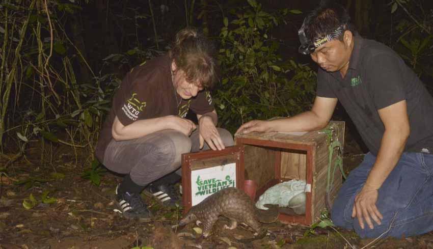 'Nobel xanh' Goldman 2021 Nguyễn Văn Thái: Nặng lòng với bảo tồn thiên nhiên - 2